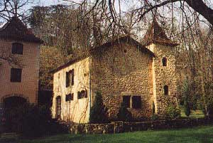 THE GALLERY AT MOULIN DE PEUCH